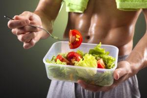 Принципы питания культуристов